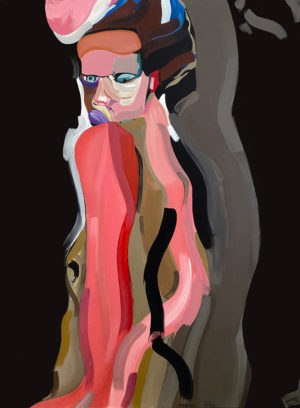Nunzio Miano - After Schiele 2020 - Painting