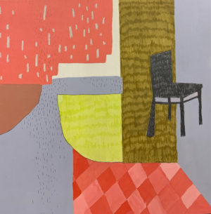 The Dysfunction of Memory - Lily Cummins - Painting